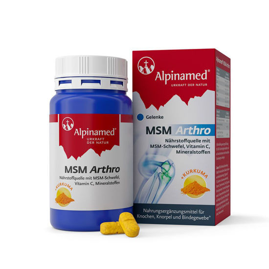 Picture of Alpinamed MSM Arthro Tbl 90 Stk