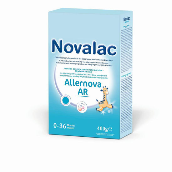 Picture of Novalac Allernova AR Spezial Milchnahrung 400g