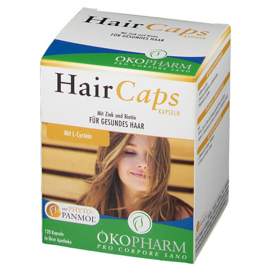 Picture of Ökopharm Hair Caps 120Stk.