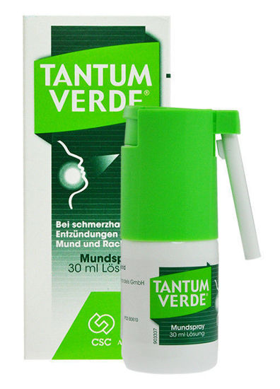 Picture of Tantum Verde® Mundspray 30ml