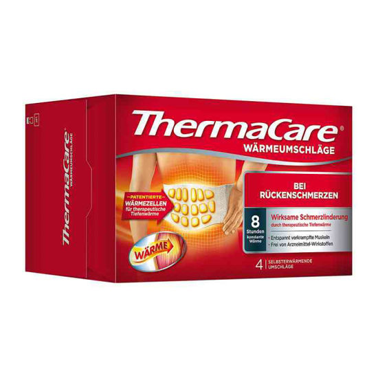 Picture of Thermacare Rücken 4stk.