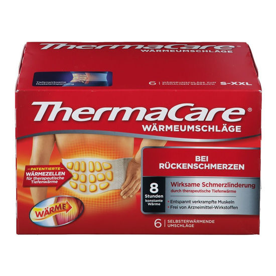 Picture of Thermacare Rücken 6Stk.