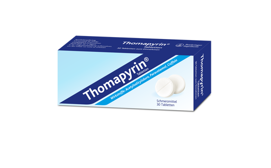Picture of Thomapyrin®- Tabletten 30Stk.