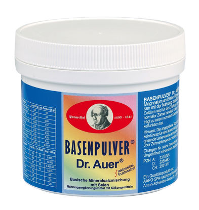 Picture of Basenpulver Dr. Auer 150g