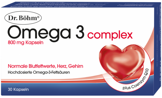 Picture of Dr. Böhm Omega 3 Complex Kapseln 30Stk.