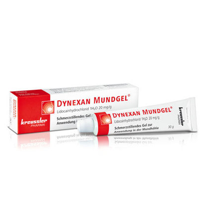 Picture of Dynexan Mundgel 2% 10g