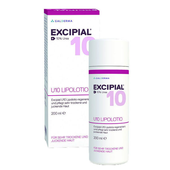 Picture of Excipial U10 Lipolotio 10%Urea 500ml