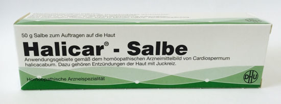 Picture of Halicar Salbe 50g