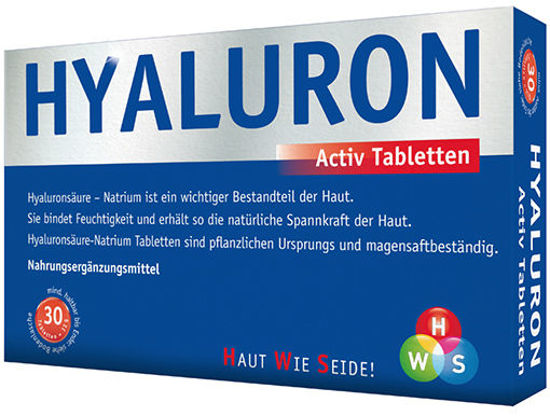 Picture of Hyaluron Activ Tabletten 30Stk.