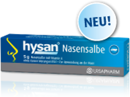Picture of Hysan Nasensalbe 5g