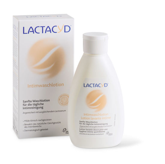 Picture of Lactacyd Intimwaschlotion 200ml