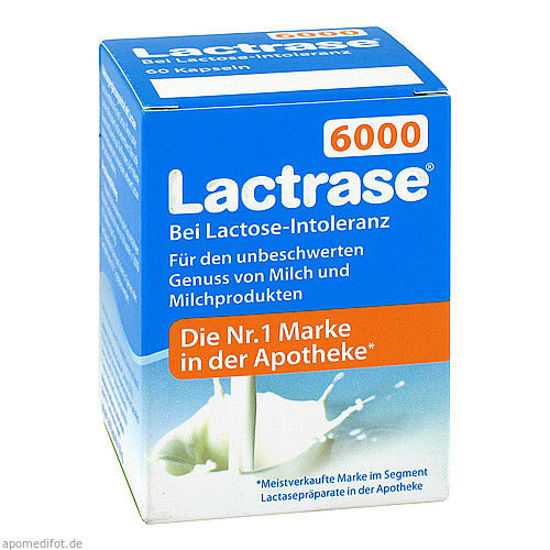 Picture of Lactrase Kapseln  6.000 FCC 60Stk.