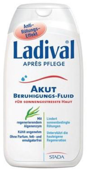 Bild von Ladival Akut Beruhigungs-Fluid After Sun