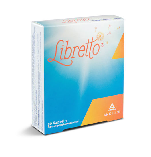 Picture of Libretto Kapseln 30Stk.
