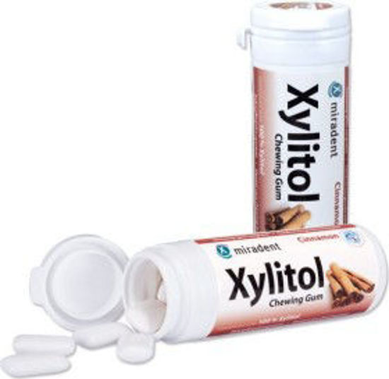 Picture of Miradent Xylitol Gum Zimt