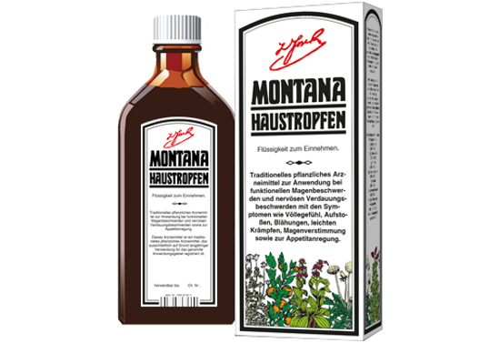 Picture of Montana Haustropfen 200ml