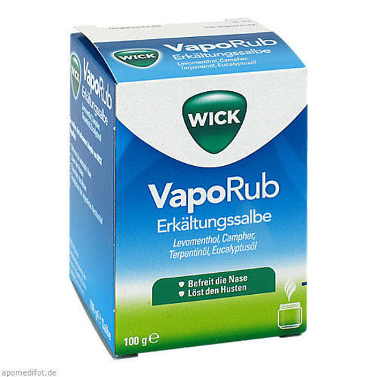 Picture of Wick Vaporup Salbe 100g