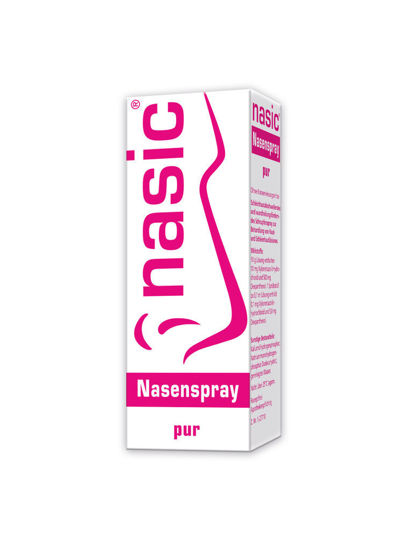 Picture of Nasic pur Nasenspray 10ml