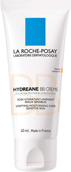 Picture of La Roche Posay Hydreane BB Creme Mittel bis Dunkel LSF20 40ml