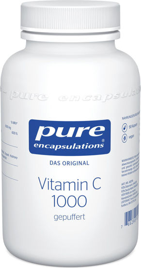 Picture of Pure Vitamin C 1000 Kapseln 90Stk.
