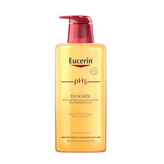 Picture of Eucerin PH5 Duschöl + Pumpe 400ml