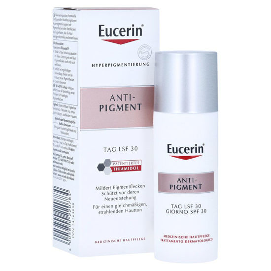 Picture of Eucerin Anti-Pigment Tagespflege Creme LSF 30 50ml