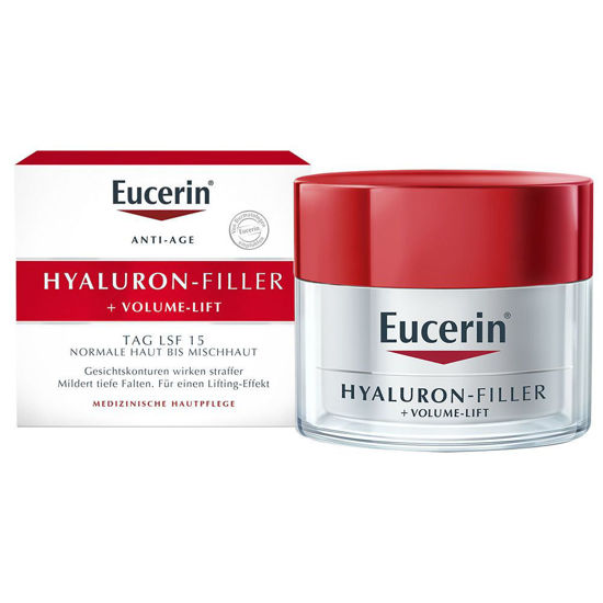Picture of Eucerin HYALURON-FILLER + VOLUME-LIFT Tagespflege 50ml