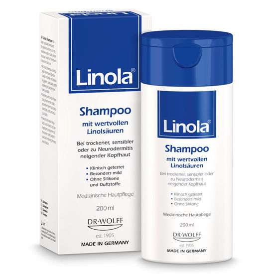 Picture of Linola Shampoo 200ml